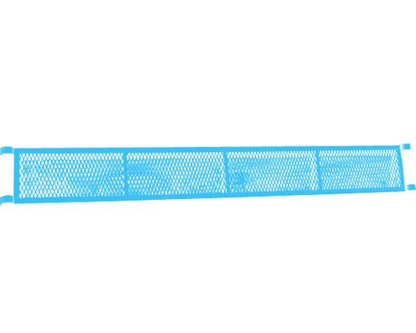 Tablon metalico anti deslizante para andamios